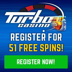 Turbo Casino banner